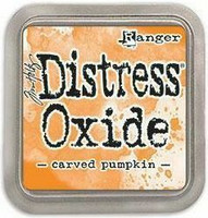 Tim Holtz - Distress Oxide Ink, Leimamustetyyny, Carved Pumpkin