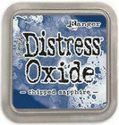 Tim Holtz - Distress Oxide Ink, Leimamustetyyny, Chipped Sapphire