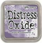 Tim Holtz - Distress Oxide Ink, Leimamustetyyny, Dusty Concord