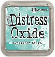 Tim Holtz - Distress Oxide Ink, Leimamustetyyny, Evergreen Bough
