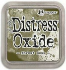 Tim Holtz - Distress Oxide Ink, Leimamustetyyny, Forest Moss