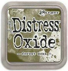 Tim Holtz - Distress Oxide Ink, Leimamustetyyny, Forest Moss