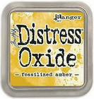Tim Holtz - Distress Oxide Ink, Leimamustetyyny, Fossilized Amber