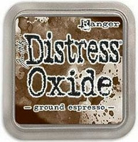Tim Holtz - Distress Oxide Ink, Leimamustetyyny, Ground Espresso