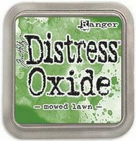 Tim Holtz - Distress Oxide Ink, Leimamustetyyny, Mowed Lawn