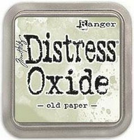 Tim Holtz - Distress Oxide Ink, Leimamustetyyny, Old Paper