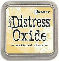 Tim Holtz - Distress Oxide Ink, Leimamustetyyny, Scattered Straw