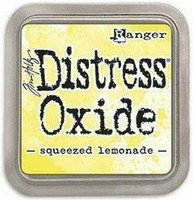 Tim Holtz - Distress Oxide Ink, Leimamustetyyny, Squeezed Lemonade