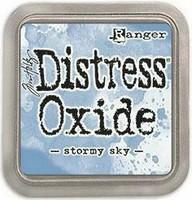Tim Holtz - Distress Oxide Ink, Leimamustetyyny, Stormy Sky