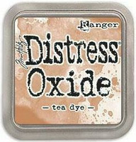 Tim Holtz - Distress Oxide Ink, Leimamustetyyny, Tea Dye