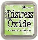 Tim Holtz - Distress Oxide Ink, Leimamustetyyny, Twisted Citron