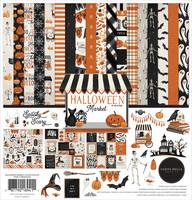 Carta Bella - Halloween Market, Collection Kit 12