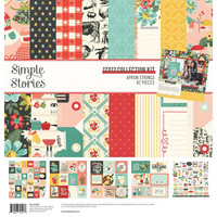 Simple Stories - Apron Strings, Collection Kit 12