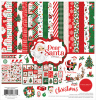 Carta Bella - Dear Santa, Collection Kit 12