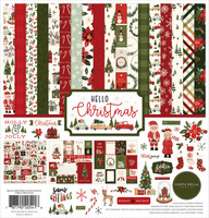 Carta Bella - Hello Christmas, Collection Kit 12