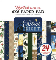 Echo Park - Silent Night Double-Sided Paper Pad 6