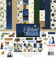 Echo Park - Silent Night Collection Kit 12