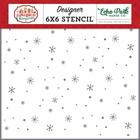 Echo Park - A Gingerbread Christmas, Oh What Fun, Sapluuna 6