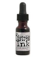 Tim Holtz - Distress Ink, Täyttöpullo, Milled Lavender