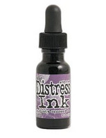 Tim Holtz - Distress Ink, Täyttöpullo, Dusty Concord