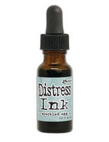 Tim Holtz - Distress Ink, Täyttöpullo, Speckled Egg