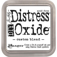 Tim Holtz - DIY Distress Oxide Ink Pad,  Custom Blend