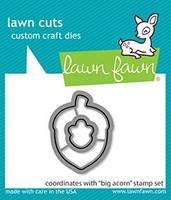 Lawn Fawn - Big Acorn, Stanssisetti