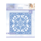 Crafter`s Companion - Sara Signature Collection Glittering Snowflakes, Stanssi, Grande Snowflake
