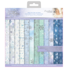 Crafter`s Companion - Sara Signature Collection Glittering Snowflakes, Paperikko 6