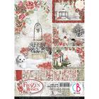 Ciao Bella - Frozen Roses, Korttikuva-arkit, 9 arkkia