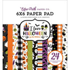 Echo Park - I Love Halloween Double-Sided Paper Pad 6