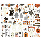 Simple Stories - Boo Crew Bits & Pieces Die-Cuts, 49 osaa
