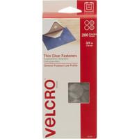 VELCRO® - Sticky Back Coins, Tarratäplä, 200kpl
