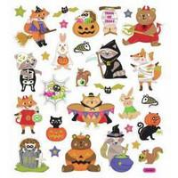 Tarra-arkki, Halloween Critters