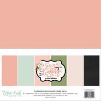 Echo Park - Our Wedding, Solids Kit 12