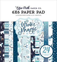 Echo Park - Winter Magic Double-Sided Paper Pad 6