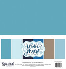 Echo Park - Winter Magic, Solids Kit 12