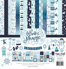 Echo Park - Winter Magic Collection Kit 12