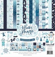 Echo Park - Winter Magic Collection Kit 12