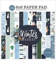 Carta Bella - Winter Market Double-Sided Paper Pad 6