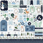 Carta Bella - Winter Market Element Sticker 12