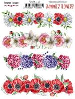 Fabrika Decoru - Tarra-arkki, Summer Flowers