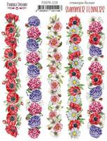 Fabrika Decoru - Tarra-arkki, Summer Flowers 3
