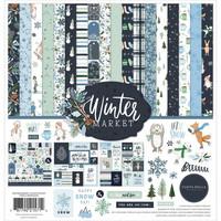 Carta Bella - Winter Market, Collection Kit 12