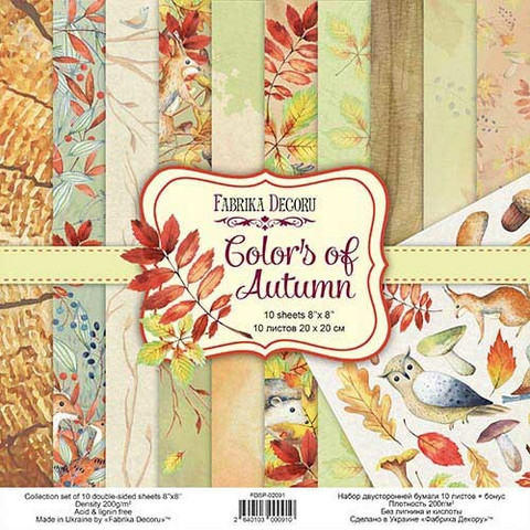 Fabrika Decoru - Colors of Autumn, 8