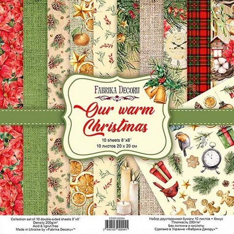 Fabrika Decoru - Our Warm Christmas, 8