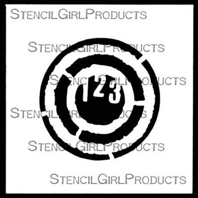 StencilGirl - 123, Sapluuna, 4
