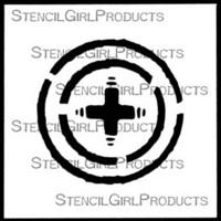 StencilGirl - Crossed, Sapluuna, 4