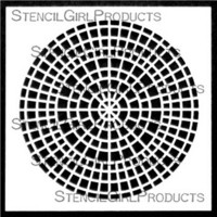 StencilGirl - Central Ave, Sapluuna, 4