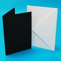 Craft UK - Korttipohja, musta, 5